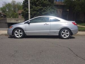 Honda Civic coupe Sport with 104000km