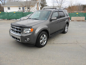 2010 FORD ESCAPE 5 DOOR LIMITED 3 YEAR WARRANTY INCLUDED