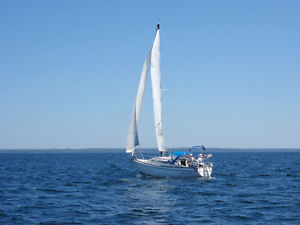 Canadian Sailcraft CS27
