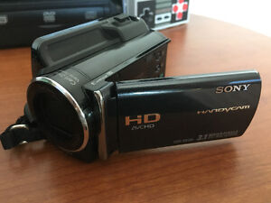Sony 120GB HDD Handycam - Extra Accessories - Barely Used