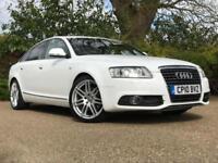 2010 Audi A6 2.0 TDI 170 LE MANS 4DR TURBO DIESEL SALOON ** 62,000 MILES * FU...