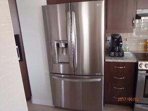 Réfrigérateur LG 36 pouces  Deluxe Garantie Mars 2020