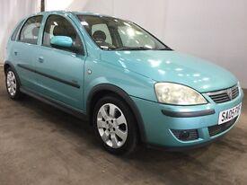 Vauxhall Corsa 1.2 sxi•VERY LOW MILES•Full Service History•11 months MOT