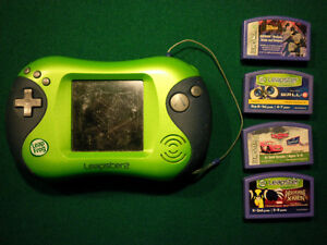 leapster 2 plus games