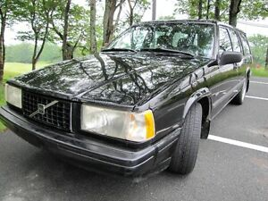 1990 Volvo 740 Turbo Wagon - new MVI