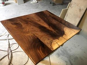 Live edge wood slabs for sale. Cherry, walnut, elm,ash and pine