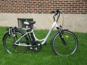 Vélo électrique Velec