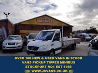 2012 62 MERCEDES-BENZ SPRINTER DROPSIDER PICKUP 313 CDI EXTRA LWB 20 FOOT 1 OWNE