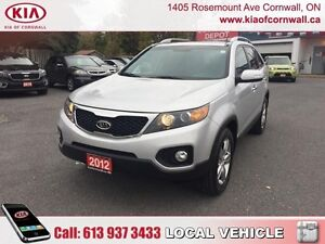 2012 Kia Sorento EX  | V6 | AWD | Leather | Pano Roof |