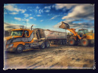 Gee Tee Holdings is looking for class one gravel hauler