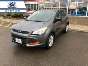 2014 Ford Escape S  - $109.95 B/W