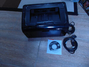 HP Laserjet Printer (P1102W model)