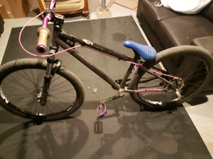 Dirt Jump/Street/Park Cromo Hardtail Block 8 Journeyman