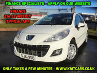 2011 Peugeot 207 1.4 75 Active - ONLY 41000mls - KMT Cars