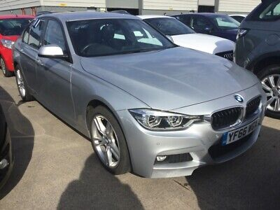 16 BMW 330E 2.0 T M-SPORT AUT 1 OWNER, LEATHER, SAT NAV, CLIMATE, ALLOYS, CRUISE