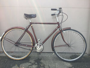 1975 Raleigh bike in beautiful condition