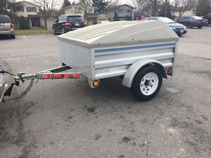 Nice enclosed Utility trailer