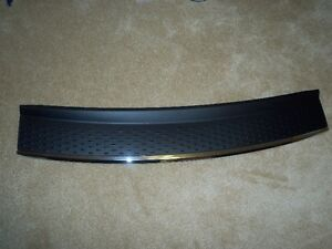 Dodge Chrysler Minivan Rear bumper molding/step
