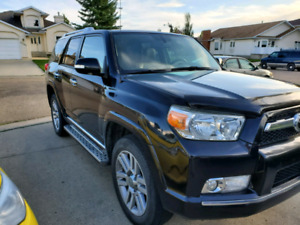 2010 4Runner limited 7 Seater
