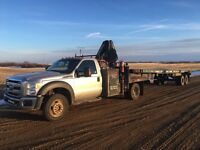 Oilfield Maintenance Crew Available for Work