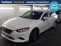 2014 MAZDA 6 2.2d SE L 5dr Estate