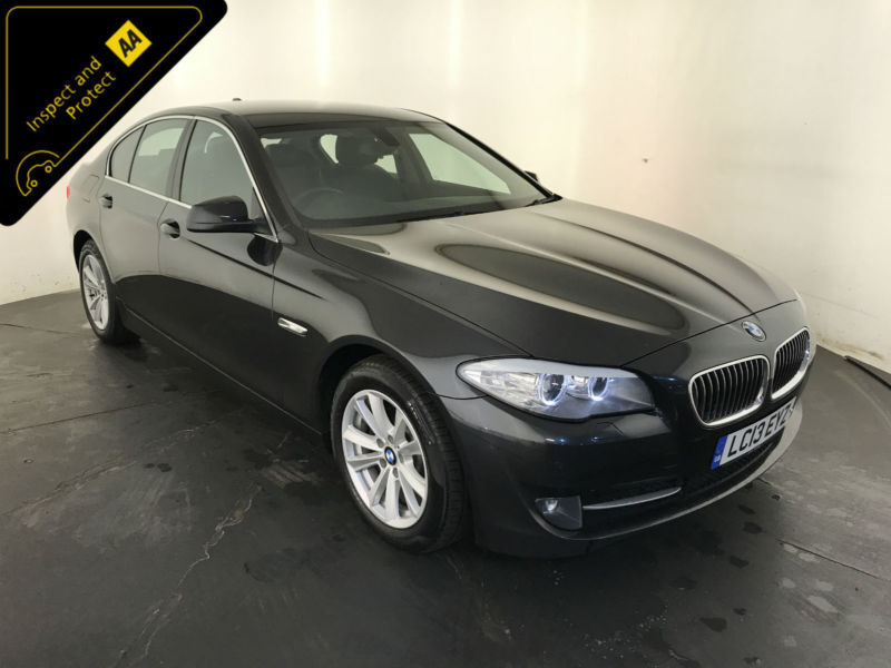2013 BMW 520D SE AUTOMATIC 1 OWNER SERVICE HISTORY FINANCE PX WELCOME
