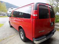 2009 Chevrolet Express Minivan, Van