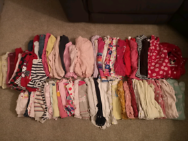 Girls clothes, age 12-18 months, 65+ items