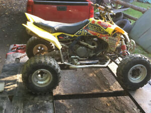 2006 LTR450 sell or trade for plow truck