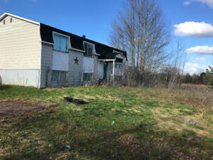 LOT WITH WELL & SEPTIC $5000 Or TRADE for a 4x4 / PLOW TRUCK