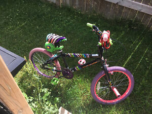Little Miss Matched Girls Bike For Sale