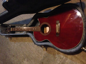Takamine acoustic electric