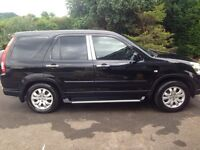 Honda CR-V I-CDI 2.2 sport 4x4 in black