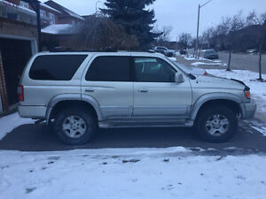 1999 Toyota 4Runner Limited SUV, Crossover