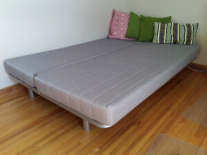 Queen-size sofa bed - excellent condition!