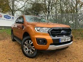 Used Ford Ranger wildtrack Auto for sale NO VAT