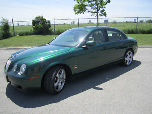2005 Jaguar S-TYPE SUPERCHARGED (SAFTY + ETEST INCLUDED)