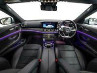 2017 Mercedes-Benz E Class E350d AMG Line 4dr 9G-Tronic Auto Saloon Diesel Autom