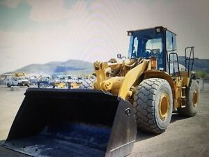 1999 Caterpillar 950G Loader