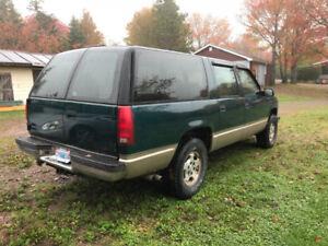 1997 Chevrolet Suburban Wagon