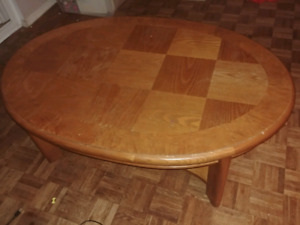 SOLD PPU - Free Solid Wood Coffee Table