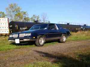1984 Olds