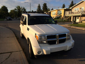 2009 Dodge Nitro Black SUV, Crossover