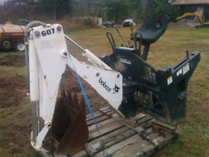 Skidsteer Backhoe Attachment