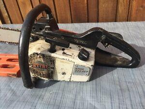 Sthil 020 APV Proffesional Series Chain Saw