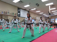 TAE KWON DO in Kingsville!!