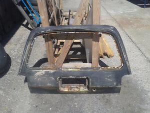 Original factory used rear hatch made for a 1974-77 Chev Vega Belleville Belleville Area image 1