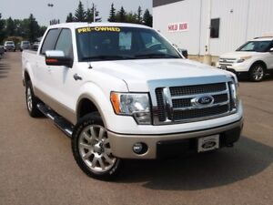 2009 Ford F-150 KING RANCH LUXURY AND AFFORDABLE