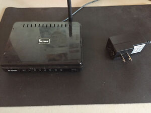 D-Link Wireless N150 Router (DIR-601) $30 cash only, no trades