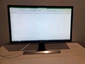 Samsung Monitor - U28E590D - 4K